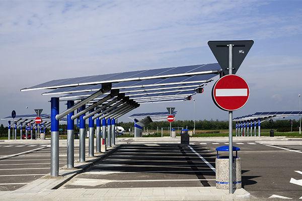 carport zonnepanelen