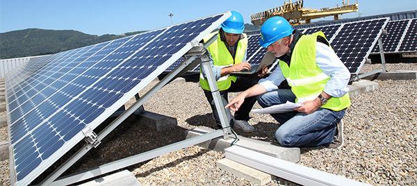 De toonaangevende leverancier van zonne-energie