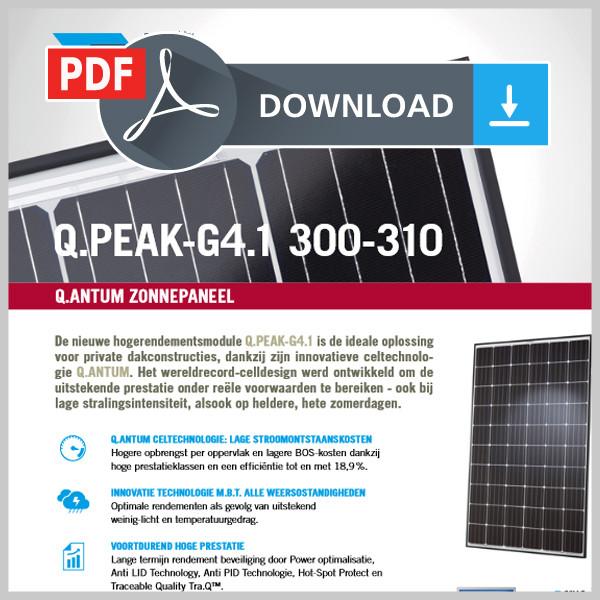 Gegevensblad Q.PEAK-G4.1