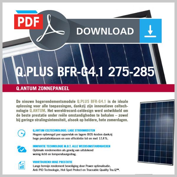 Gegevensblad Q.PLUS BFR-G4.1