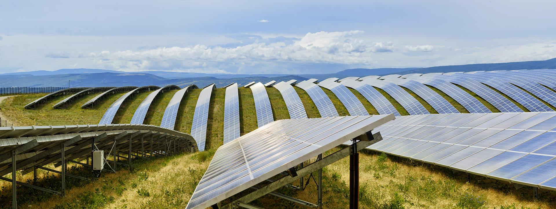 Solar landbouwsector